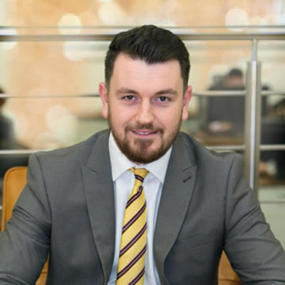 Chris Richards, Lettings Negotiator