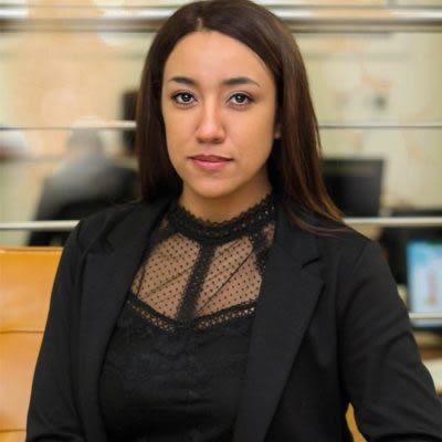 Katy El Bekkari, Lettings Administrative Assistant